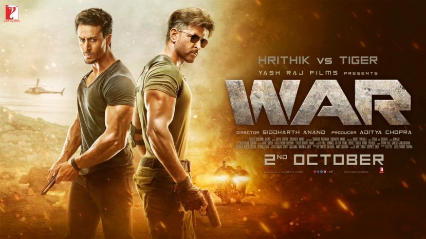 Trailer For 'War' Catches Cinegoers Attention!