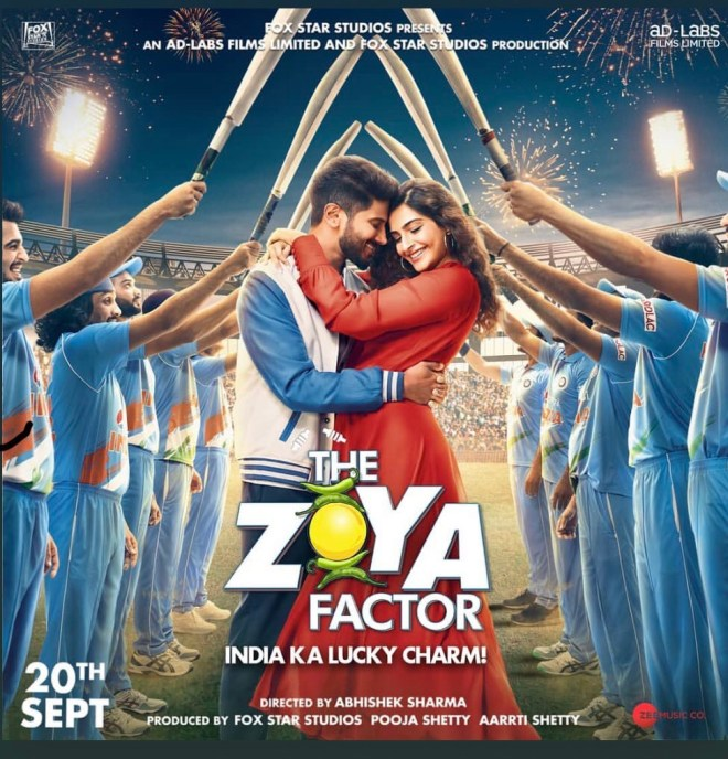 Trailer For 'The Zoya Factor' Dropped