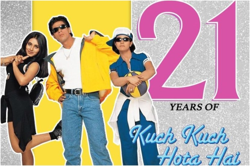 Kuch Kuch Hota Hai turns 21