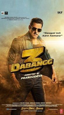 Chulbul Pandey Is Back With Dabangg 3