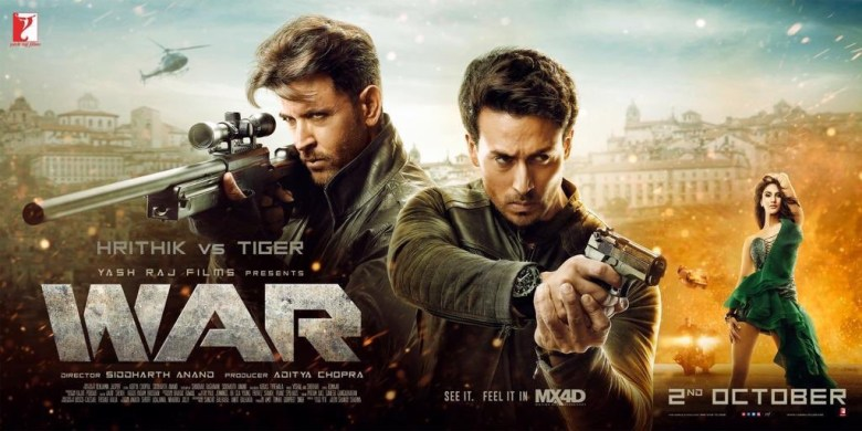 It Is A Historic 'War' At Box Office!
