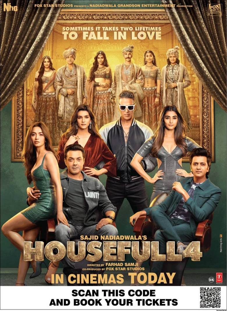 Film Review: 'Housefull-4'