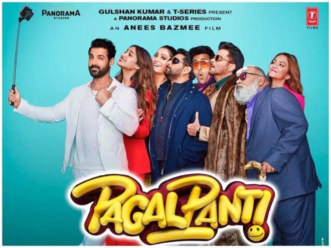 Movie Review: 'Pagalpanti'