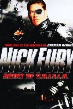 Nick Fury: Agent Of Shield izle