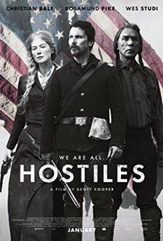 Vahşiler – Hostiles 2017