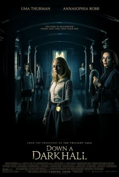 Down a Dark Hall 1080p izle