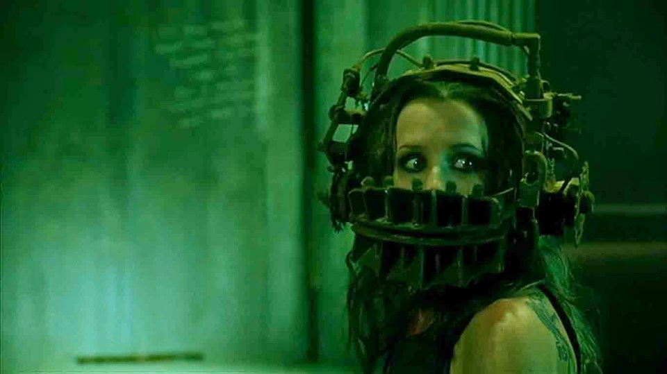 Image result for Saw movie