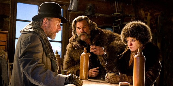 The Hateful Eight (2015) - source: The Weinstein Company