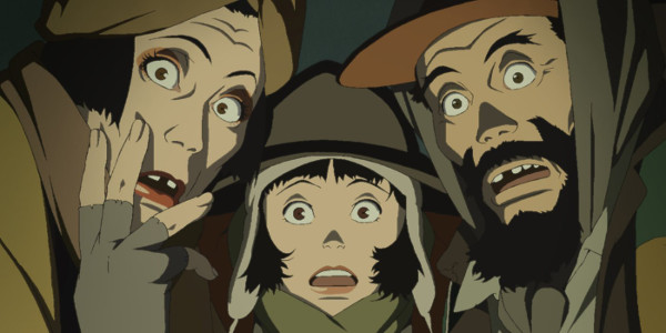Tokyo Godfathers (2003) - source: Sony Pictures Entertainment Japan