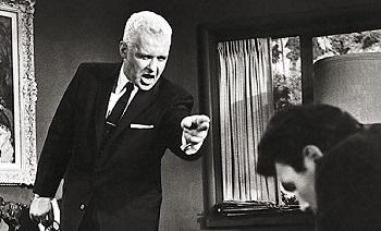 Resultado de imagen de the big knife 1955