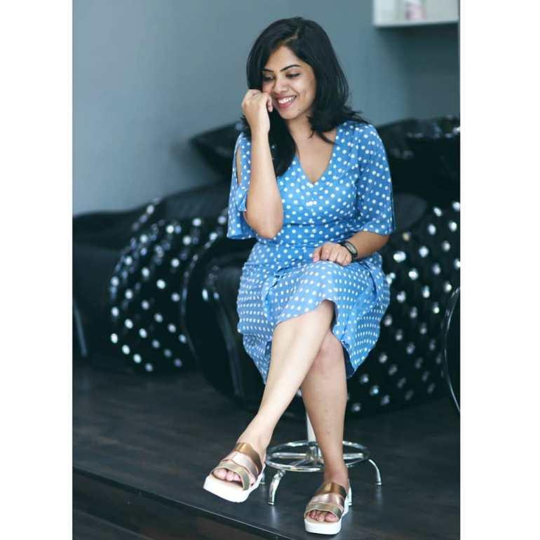 Vidhya Vijayakumar Stunning Photos, Biography, Wiki, Husband, Family, Instagram 27