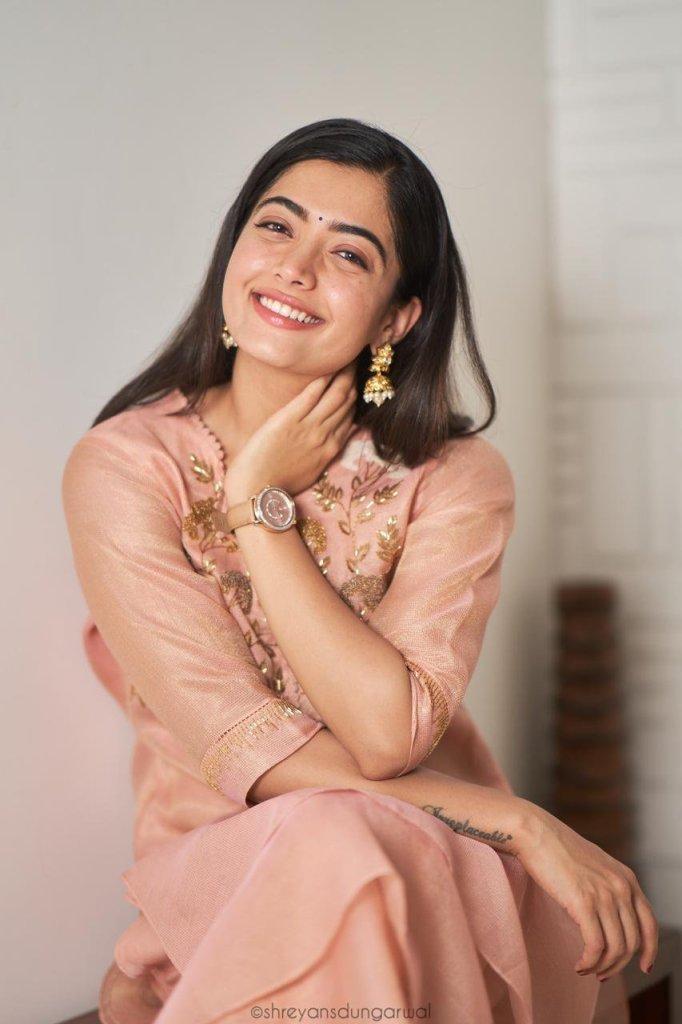 90+ Lovely Photos of Rashmika Mandanna 28
