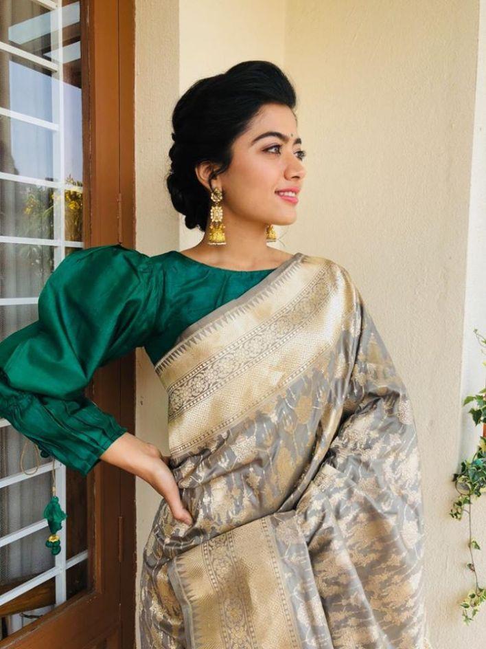 90+ Lovely Photos of Rashmika Mandanna 17