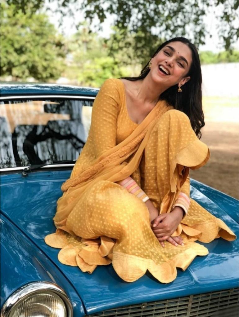 95+ Glamorous Photos of Aditi Rao Hydari 19