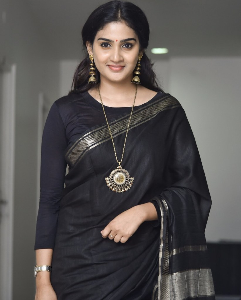 57+ Cute Photos of Aditi Ravi 3