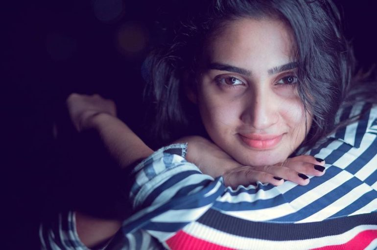 57+ Cute Photos of Aditi Ravi 12