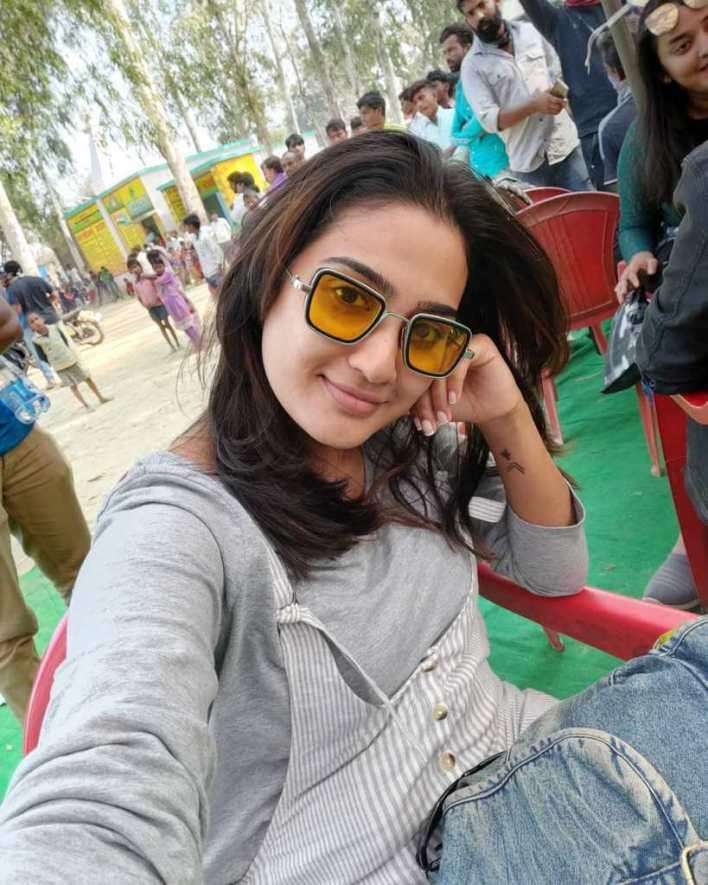 57+ Cute Photos of Aditi Ravi 25