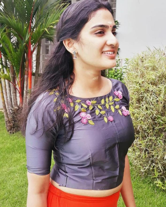 57+ Cute Photos of Aditi Ravi 49
