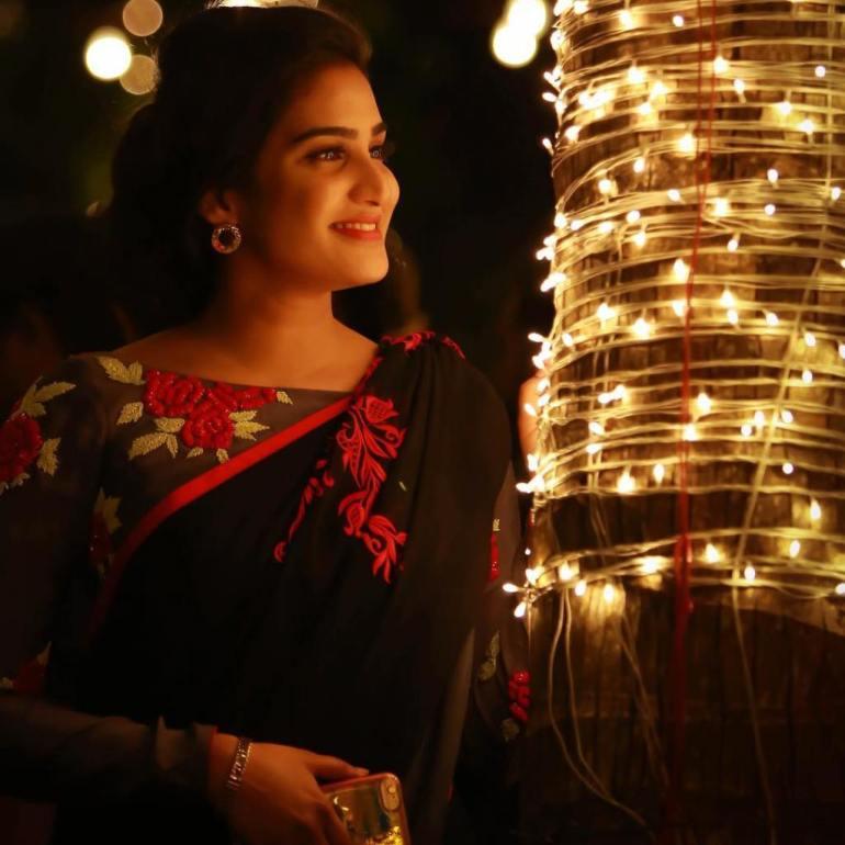 57+ Cute Photos of Aditi Ravi 8