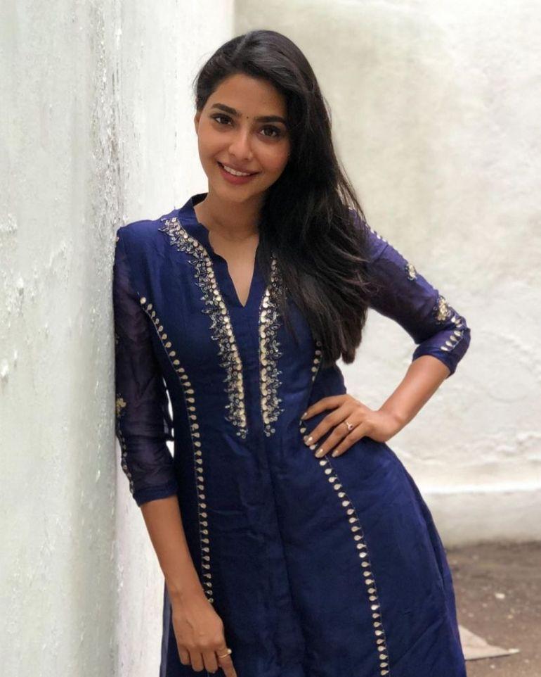60+ glamorous Photos of Aishwarya Lekshmi 108