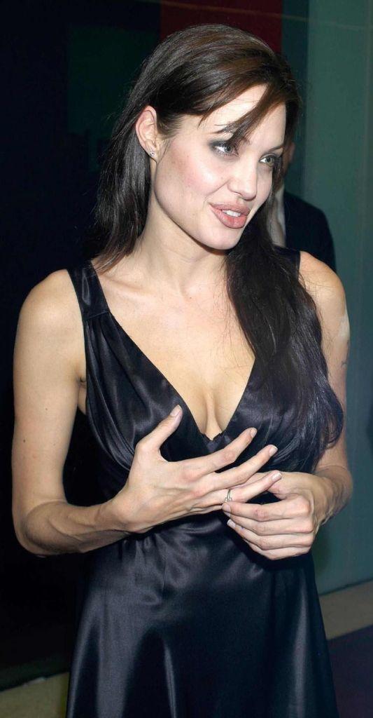 35+ Glamorous Photos of Angelina Jolie 117