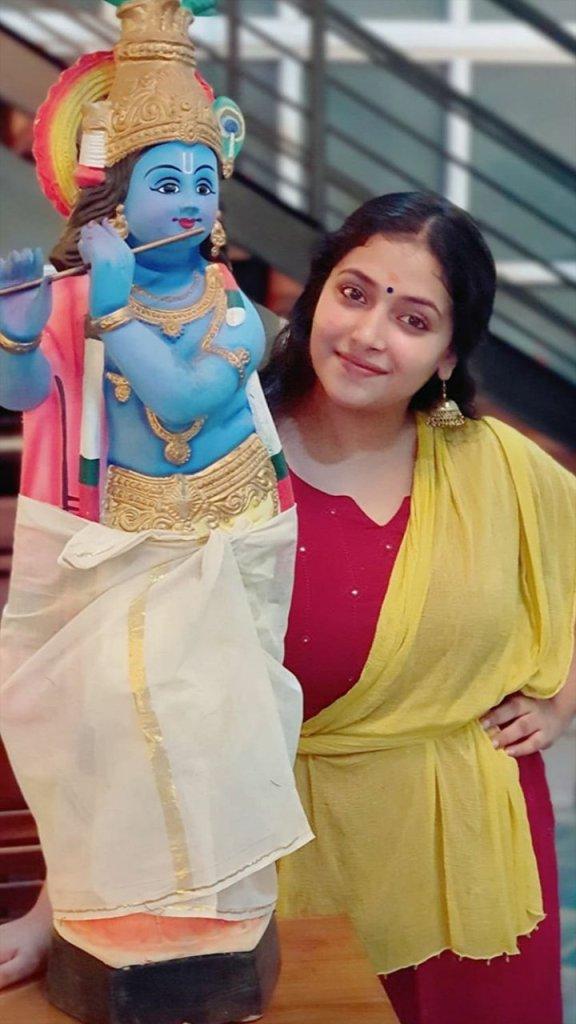49+ Lovely Photos of Anu Sithara 122
