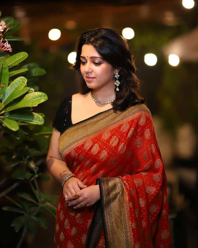 27+ Beautiful Photos of Charmy Kaur 13