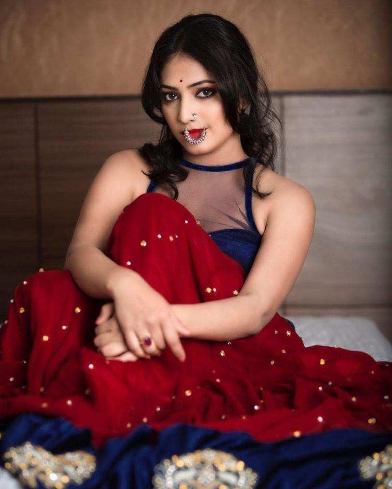 50+ Stunning Photos of Haripriya 97