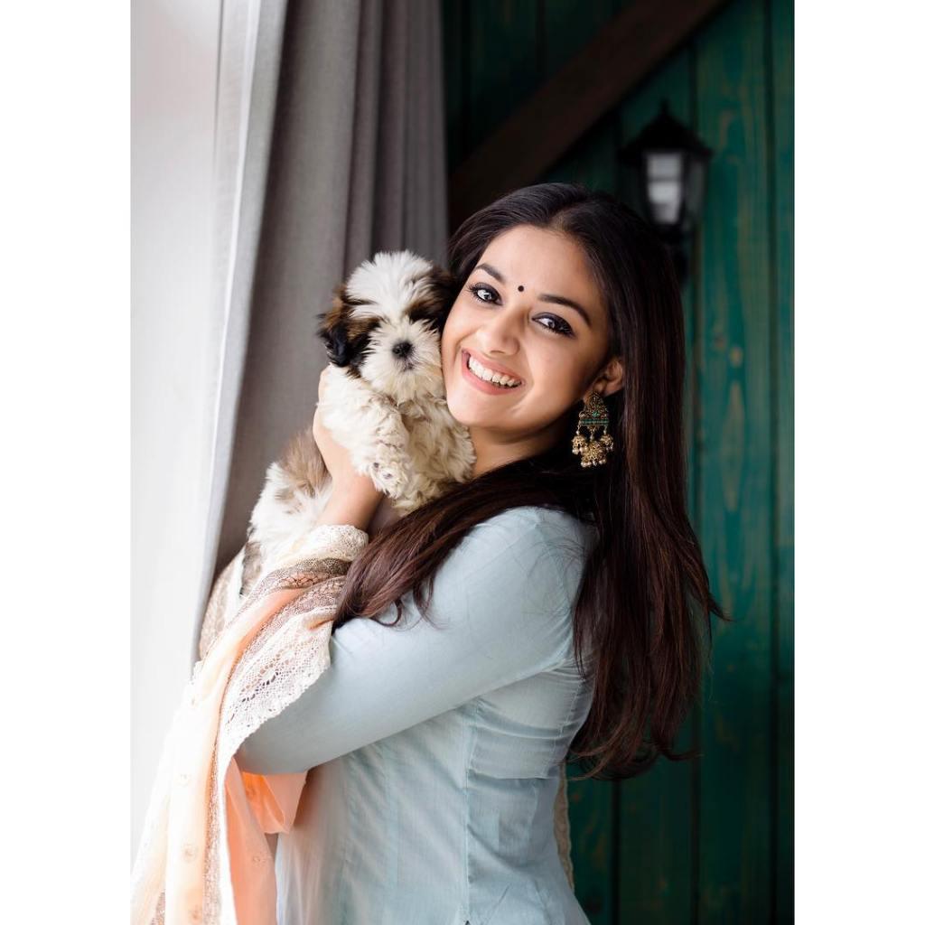 66+ Charming Photos of Keerthy Suresh 12