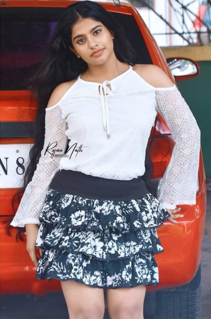 42+ Cute Photos of Nayanthara Chakravarthy 14
