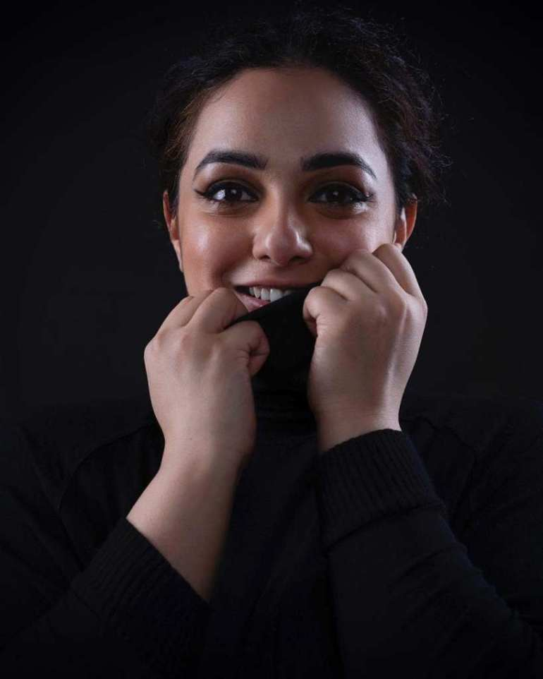 51+ Glamorous Photos of Nithya Menon 111