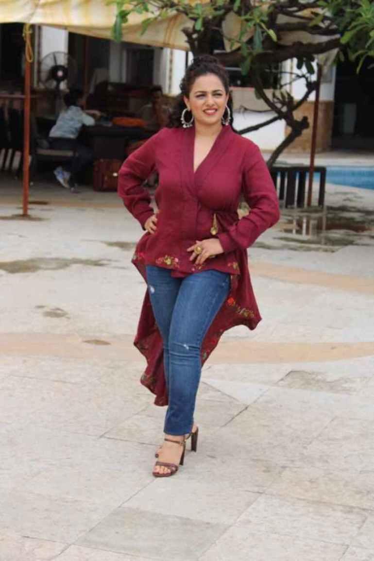 51+ Glamorous Photos of Nithya Menon 32