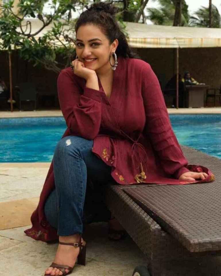 51+ Glamorous Photos of Nithya Menon 38