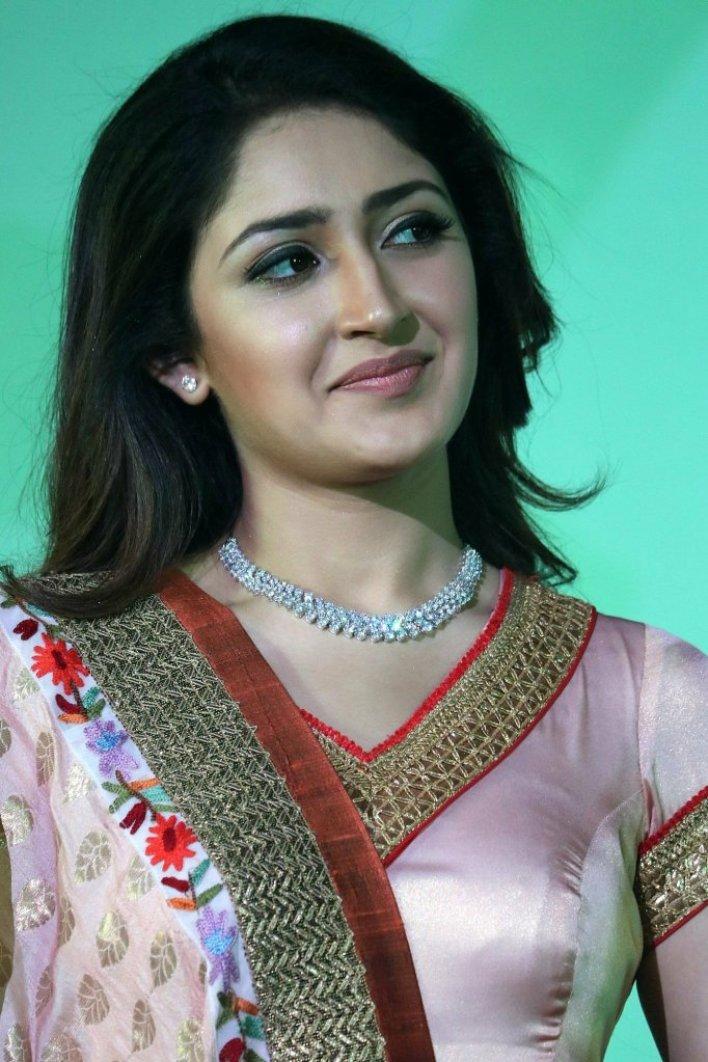 72+ Charming Photos of Sayesha Saigal 20