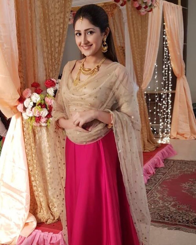72+ Charming Photos of Sayesha Saigal 49