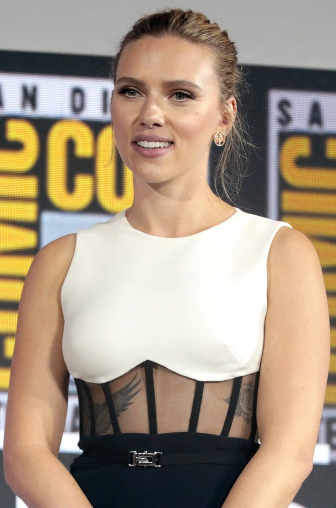 69+ Unseen Photos of Scarlett Johansson 31