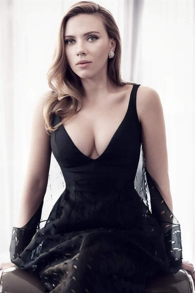 69+ Unseen Photos of Scarlett Johansson 41