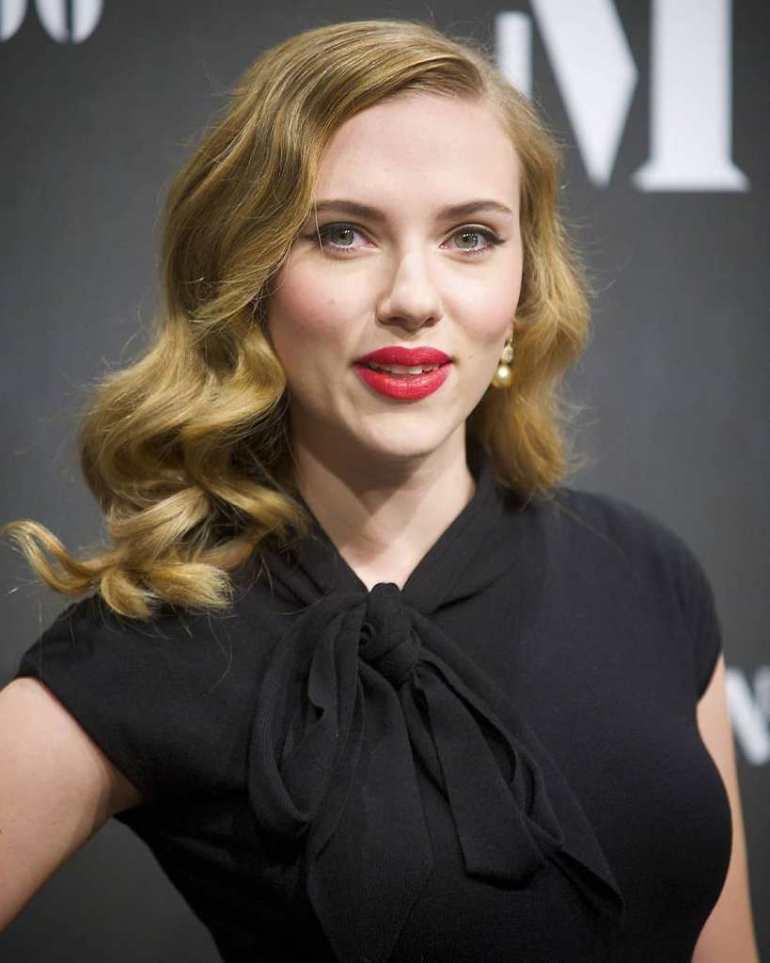 69+ Unseen Photos of Scarlett Johansson 6