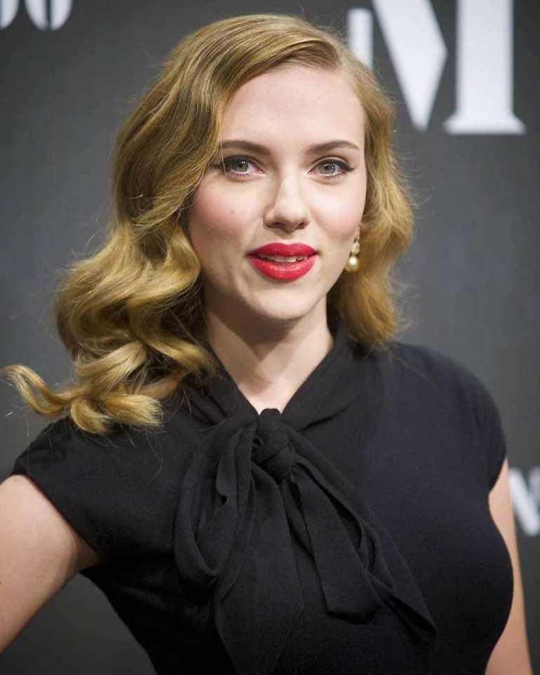 69+ Unseen Photos of Scarlett Johansson 90