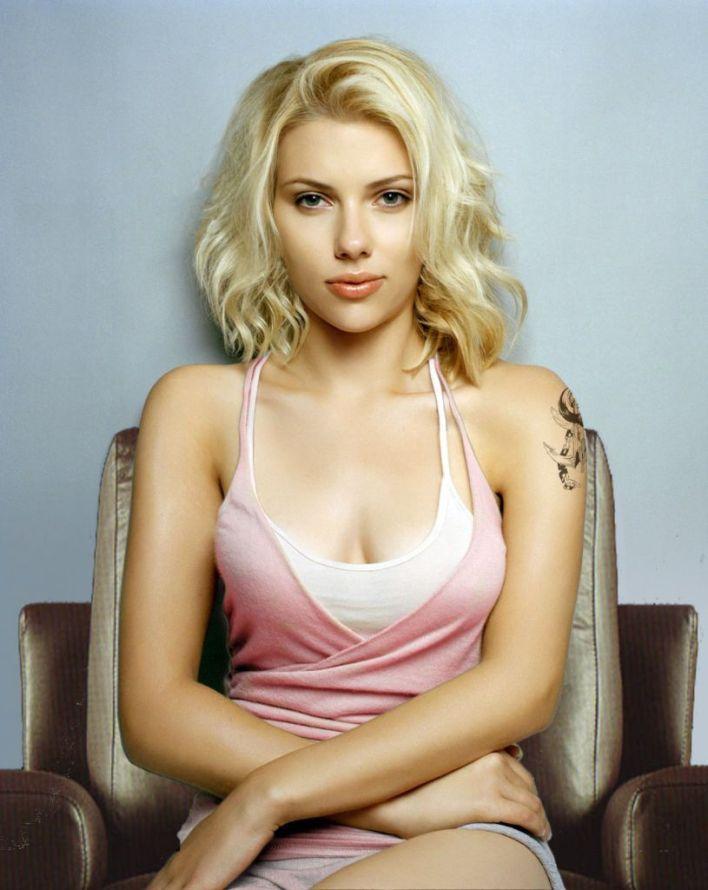 69+ Unseen Photos of Scarlett Johansson 50