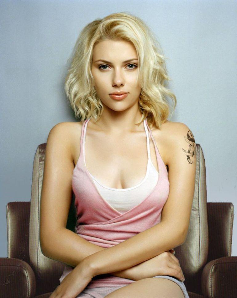 69+ Unseen Photos of Scarlett Johansson 134