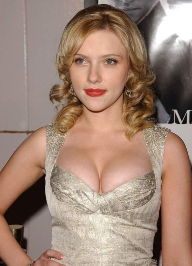 69+ Unseen Photos of Scarlett Johansson 63