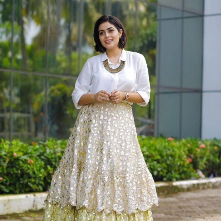 35+ Beautiful Photos of Shamna Kasim 34