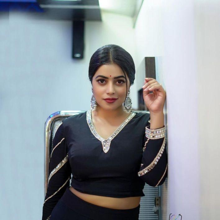 35+ Beautiful Photos of Shamna Kasim 6
