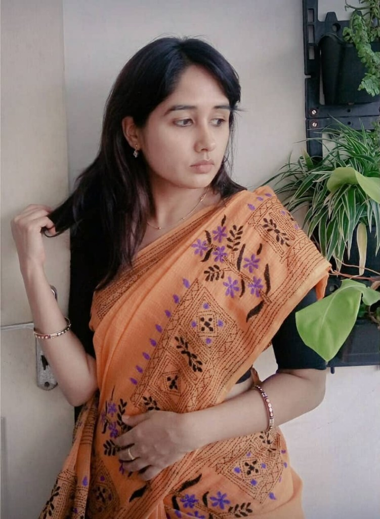 64+ Cute Photos of Haritha Parokod 88