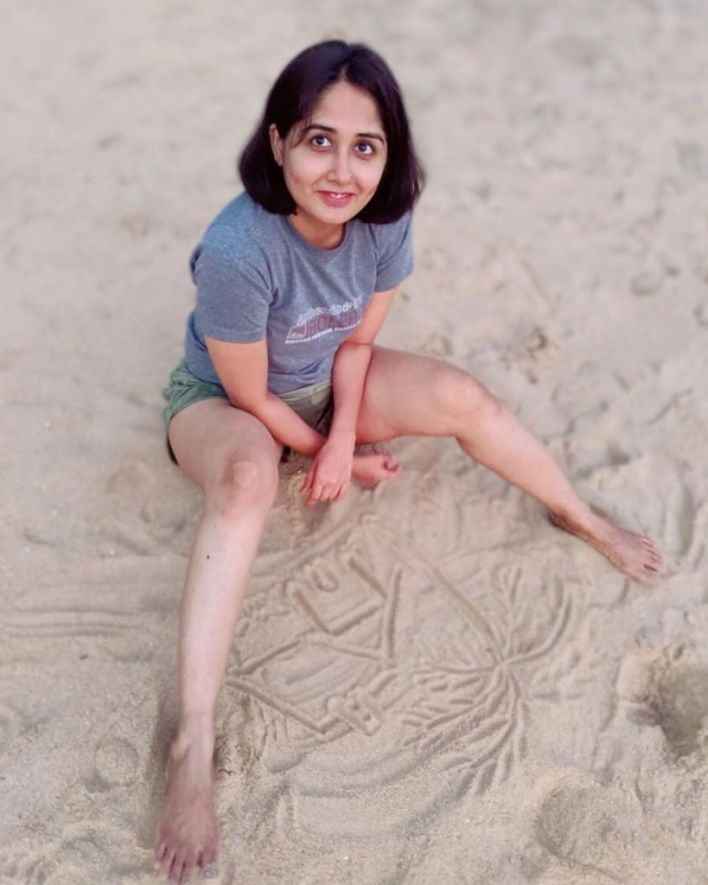 64+ Cute Photos of Haritha Parokod 50