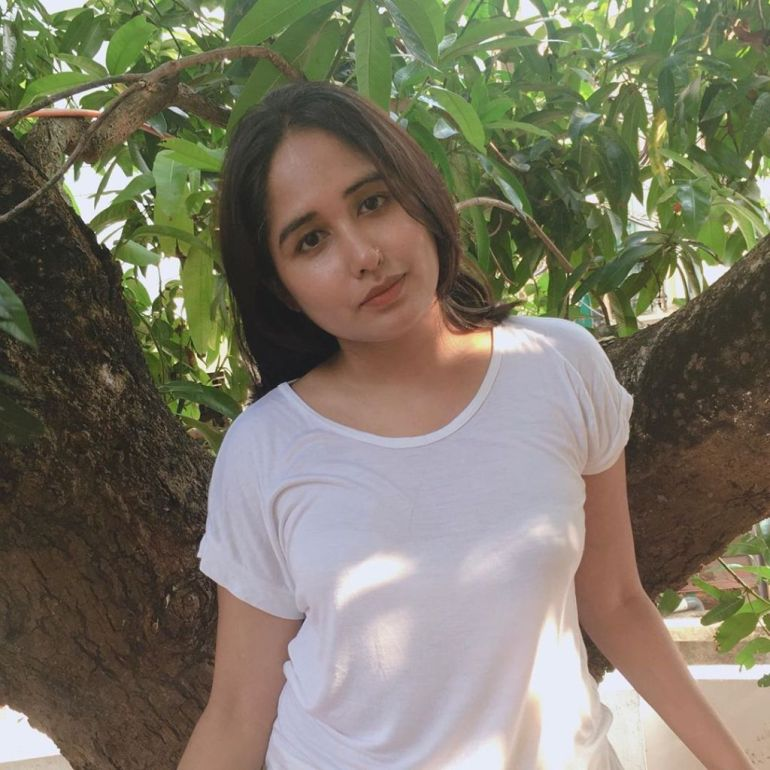 64+ Cute Photos of Haritha Parokod 144