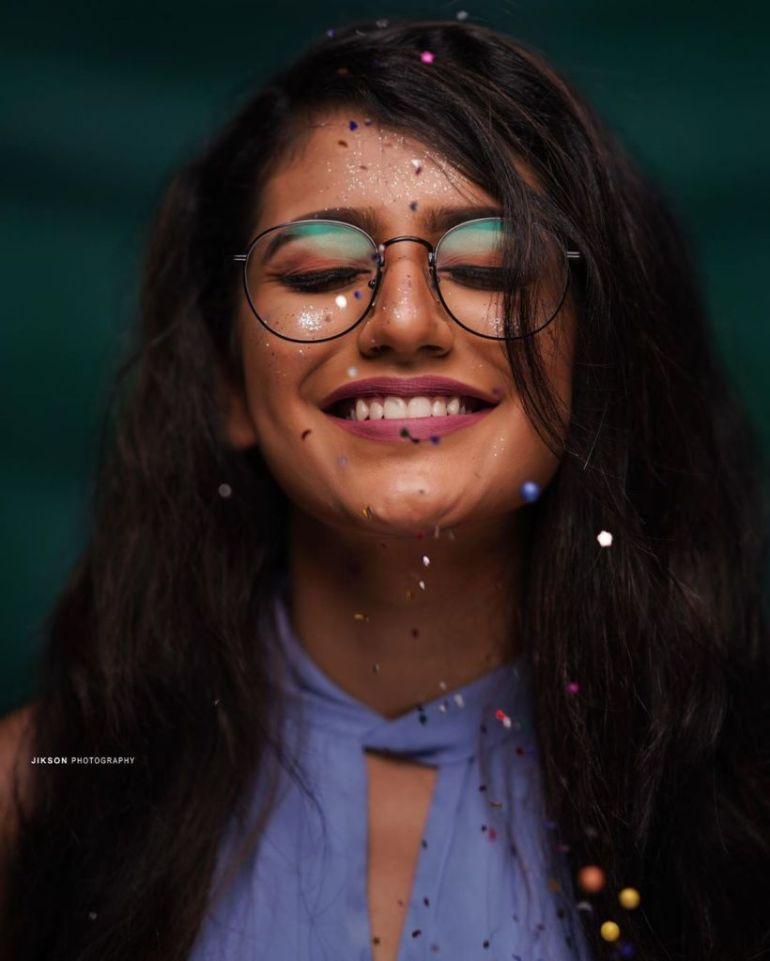 108+ Cute Photos of Priya Prakash Varrier 138