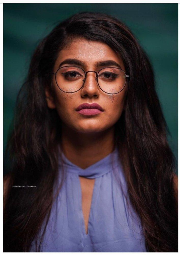 108+ Cute Photos of Priya Prakash Varrier 86