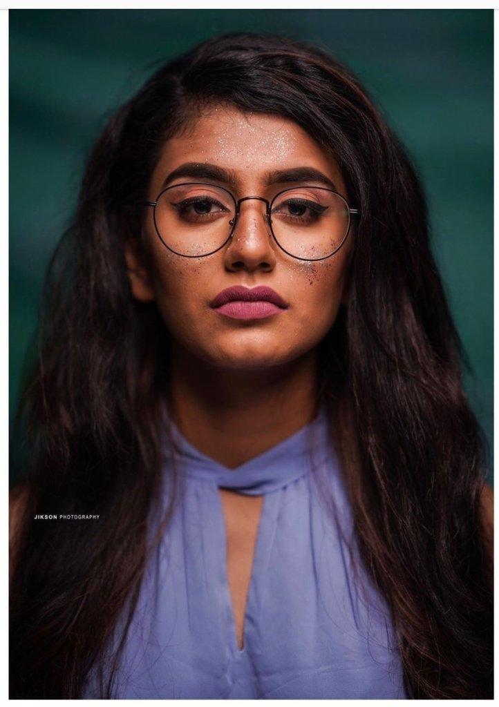 108+ Cute Photos of Priya Prakash Varrier 170